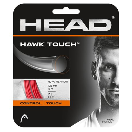 HEAD Hawk Touch 12m 1,20 Red