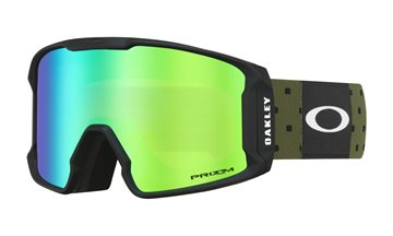 Produkt OAKLEY Line Miner Blockography Dark Brush w/PRIZM Snow Jade Iridium 19/20