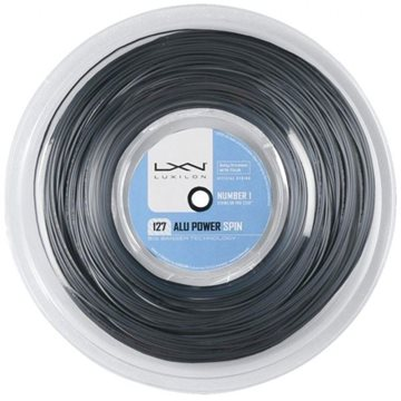 Produkt Luxilon Alu Power Spin 220m 1,27 Reel Grey