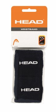 Produkt HEAD Wristband 2,5 Black