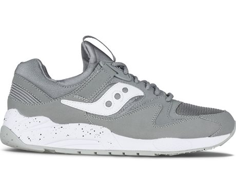 Saucony Grid 9000 Grey/White
