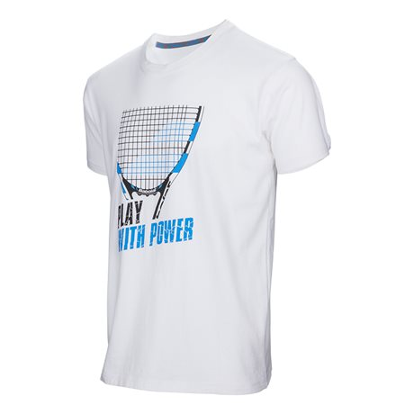 Babolat Tee-Shirt Boy Core Pure Drive 2017
