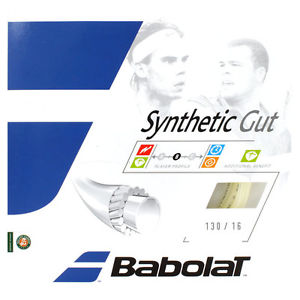 Produkt Babolat Synthetic gut 12m 1,25 Natur