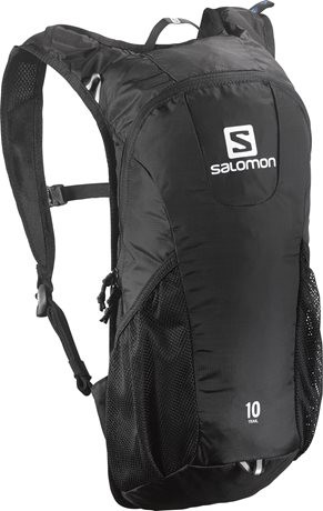 Salomon Trail 10 Black 379976