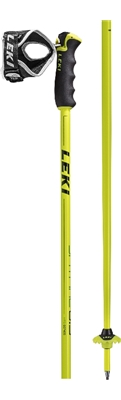 Leki Spitfire S metallic neonyellow/green-black 64368022 19/20
