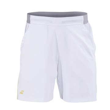 Produkt Babolat Performance Men Short 7 White/Dark Yellow