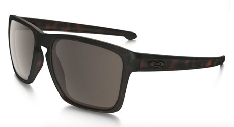 OAKLEY Sliver XL Matte Brown Tort w/ Warm Grey
