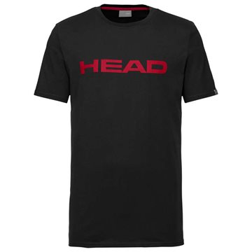 Produkt HEAD Ivan T-Shirt Junior Black/Red
