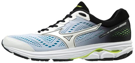 Mizuno Wave Rider 22 - Colourful White J1GC183701