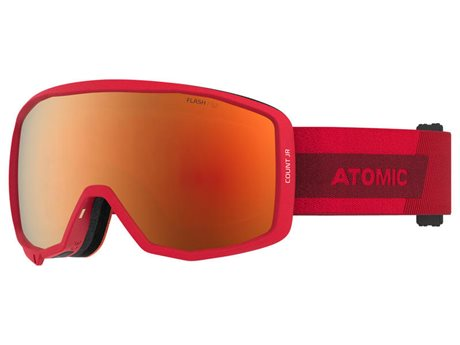 ATOMIC COUNT JR SPHERICAL Red 20/21