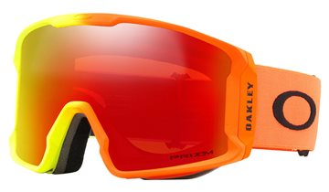 Produkt OAKLEY Line Miner Harmony Fade Colection w/PRIZM Snow Torch Iridium 18/19