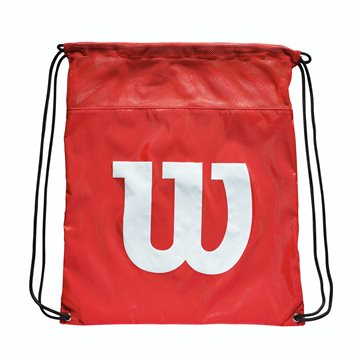 Produkt Wilson Cinch Bag Red