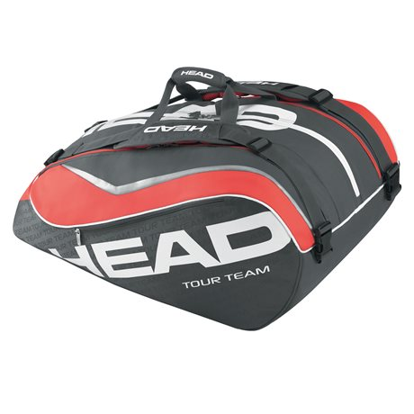 HEAD Tour Team 12R Monstercombi red