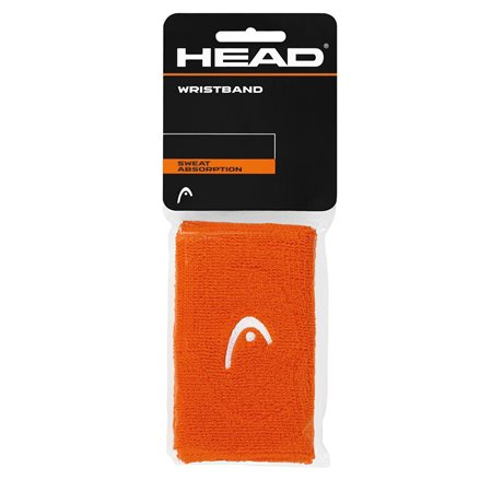 "HEAD Wristband 5"" 2016 orange"