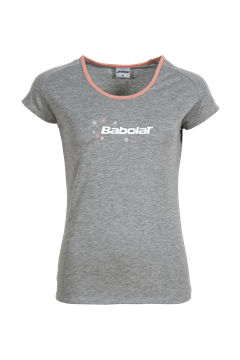 Produkt Babolat T-Shirt Women Training Basic Grey 2015