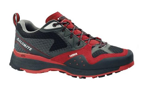 Dolomite Steinbock Rocket Red/Black