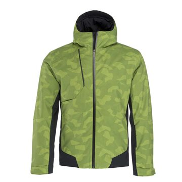 Produkt Head Summit Jacket Men Caden Yellow/Black
