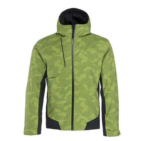 Head Summit Jacket Men Caden Yellow/Black