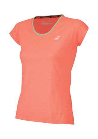 Babolat Tee Girl Core Fluo Pink