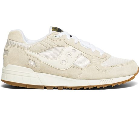 Saucony Shadow 5000 Vintage Tan/White