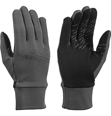 Leki Urban MF Touch charcoal-black 640870302