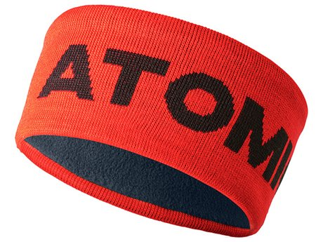 Atomic Alps Headband Bright Red/Black