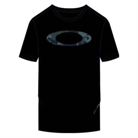 Oakley Camo Bubble Tee Blackout