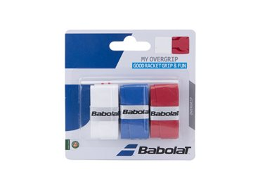 Produkt Babolat My Grip X3 White/Blue/Red