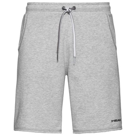 HEAD Club Jacob Bermudas Men Grey Melange