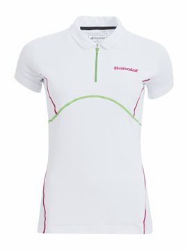 Produkt Babolat Polo Women Match Performance White 2015
