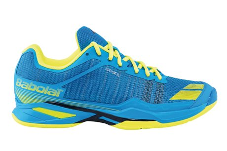 Babolat Jet Team All Court Men Blue/Yellow