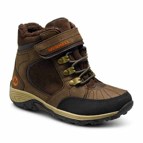 Merrell Moab Qck Lace Natural Thermo 53656