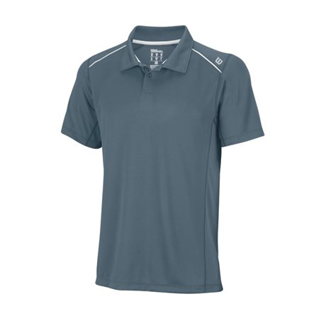Wilson Nvision Elite Polo Blue