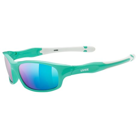 UVEX BRÝLE SPORTSTYLE 507, GREEN WHITE (7816) 18/19