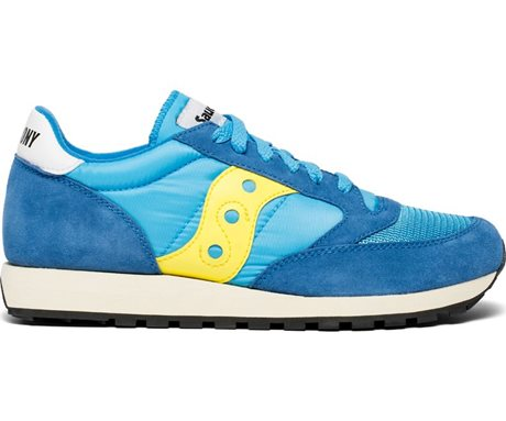 Saucony Jazz Original Vintage Yellow/Blue