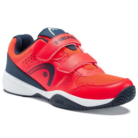 HEAD Sprint Velcro 2.5 Kids Red/Dark Blue 2019