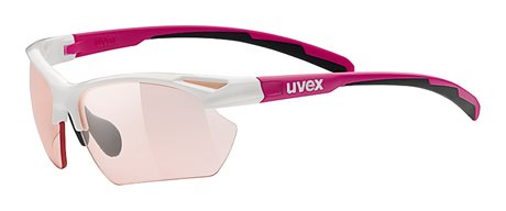 UVEX SPORTSTYLE 802 SMALL VARIO, WHITE/PINK