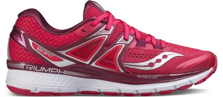 Saucony Triumph ISO 3 Pink