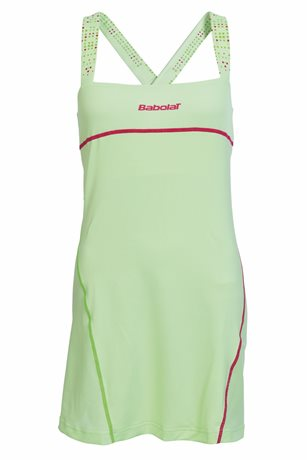 Babolat Dress Women Match Performance Green 2015
