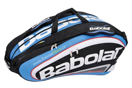 Babolat Team Line Racket Holder Blue X12