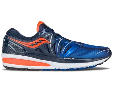 Produkt Saucony Hurricane ISO 2 Navy/Blue/Orange