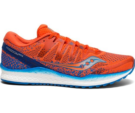 Saucony Freedom ISO 2 Orange/Blue