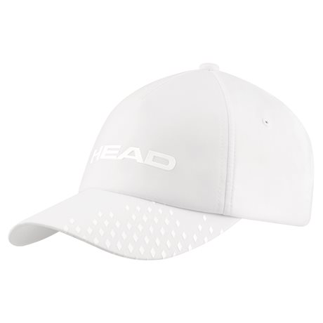 HEAD Performance Cap White