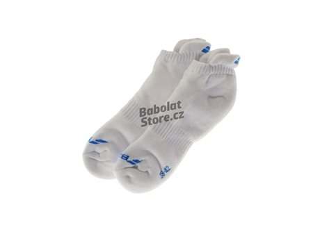 Babolat Ponožky Invisible 2 Pairs Women White