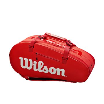 Produkt Wilson Super Tour 2 COMP Large Red 2019