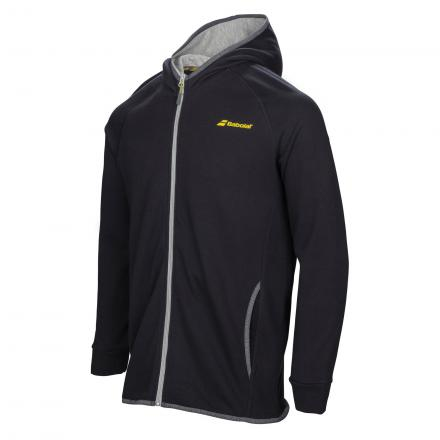 Babolat Hood Sweat Men Core Black