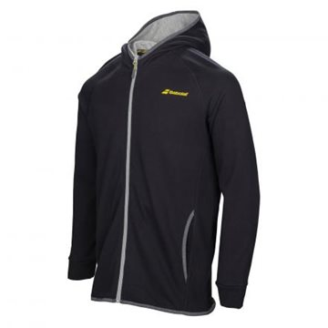 Produkt Babolat Hood Sweat Men Core Black 2018