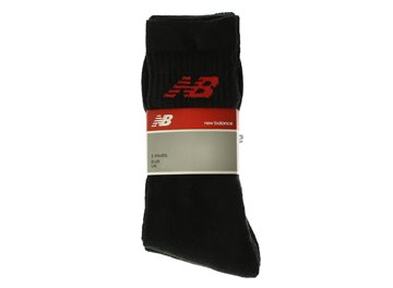 Produkt New Balance Crew Basic Socks Black