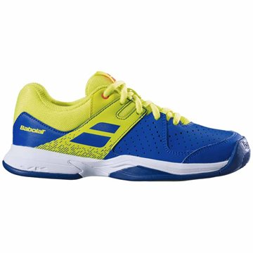 Produkt Babolat Pulsion All Court Junior Blue/Fluo Aero
