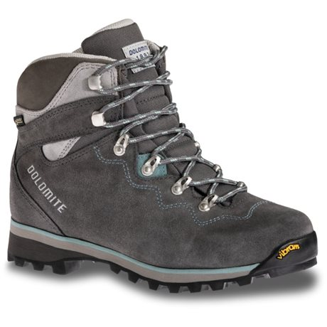 Dolomite Saint Moritz GTX Women Graphite Grey/Agate Green